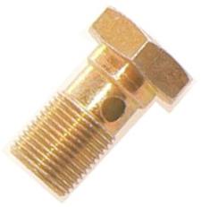 Přívodní průtokový šroub M12x1 ZETOR 97-5091