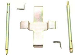Sada kolíků a pojistných pružin Knott ZETOR 93-5026
