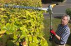 Prodlužovací nástavec 50 cm HONDA Versatool SSES SE umožní střižení plotu ve výškách