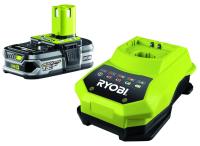 Baterie Li-Ion 18V/1,3Ah s nabíječkou RYOBI RBC18 L13