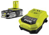 Baterie Li-Ion 18V/1,5Ah s nabíječkou RYOBI RBC18 L15