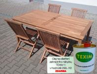 Zahradní nábytek TEXIM sestava Clasic I. 1+4