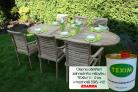 Zahradní nábytek TEXIM sestava Faisal N I.