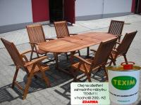 Zahradní nábytek TEXIM sestava Mimosa IV.