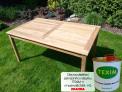 Zahradní stůl TEXIM 150 x 90 cm