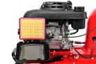 Benzínový rotavátor HECHT 778 - detail filtru motoru