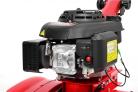 Benzínový rotavátor HECHT 778 - detail motoru HECHT OHV o výkonu 6,5 HP