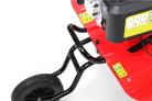 Benzínový rotavátor HECHT 778 - detail madla pro snadnou manipulaci
