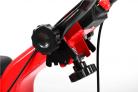 Benzínový rotavátor HECHT 778 - výškově stavitelná řidítka