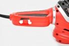 Elektrické nůžky na živý plot HECHT 610 - otočení rukojeti je možné až do 90°