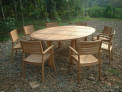 Zahradní stůl TEXIM Palu