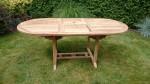 Zahradní nábytek TEXIM sestava Alfi II. - stůl lze rozložit na délku 200 cm
