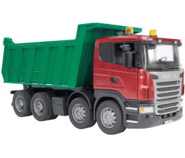 Sklápěcí auto Scania R BRUDER 03550