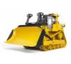 Pásový buldozer Caterpillar BRUDER 02452 s plně funkční čelní lopatou