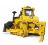 Pásový buldozer Caterpillar BRUDER 02452 s plně funkčním zadním rypadlem