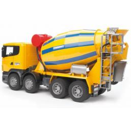 Míchačka na beton Scania R BRUDER 03554