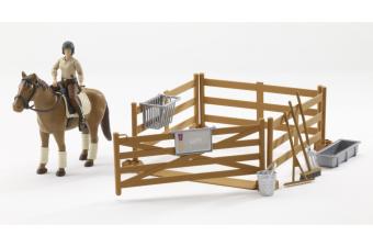 Sada pro koně BRUDER 62500