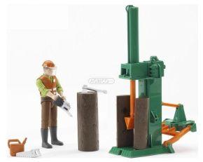 Dřevařský set BRUDER 62650