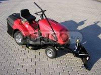 Shrnovací radlice k zahradnímu traktoru Vares Standard 1 m