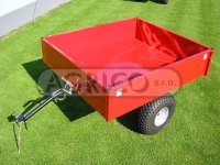 Sklápěcí vozík k zahradnímu traktoru Vares TR 350-7