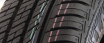 Letní pneu 195/65 R15 91H Barum BRILLANTIS 2 - detail vzorku