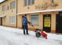 Sněhové řetězy VARI 4330 usnadňují pohyb sněžné radlice