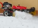Sněhové řetězy VARI 4330 usnadňují pohyb zametacího kartáče
