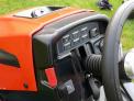 Mulčovací traktor SECO Goliath 4x4 - bohatý informační panel