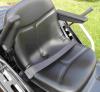 Mulčovací traktor SECO Goliath 4x4 - pohodlné sedadlo Comfort s opěrkami rukou