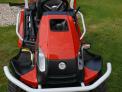 Mulčovací traktor SECO Goliath 4x4 s motorem Kawasaki o výkonu 26 HP