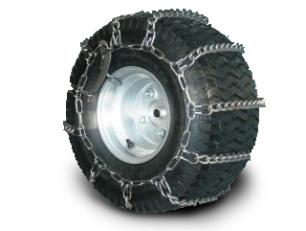 Sněhové řetězy k zahradnímu traktoru 18x8,5-8 Mate