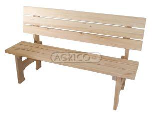 Zahradní lavice TRIZTAL VÍKEND natural