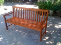 Zahradní lavice TEXIM Viet 180 cm