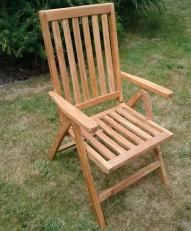 Zahradní židle TEXIM Alfi