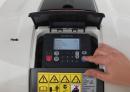Robotická sekačka HONDA Miimo 310 - ovládání