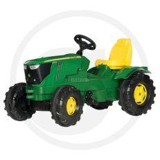 Rolly Toys šlapací traktor JOHN DEERE 6210 R