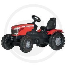 Rolly Toys šlapací traktor MASSEY FERGUSON 8650