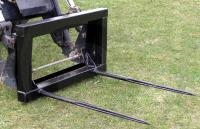 Přepravní vidlice balíků - na čelní hydrauliku