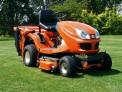 Zahradní traktor KUBOTA GR 1600 II