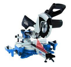 Multifunkční pokosová pila SCHEPPACH HM 80 MP s laserem