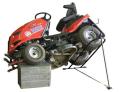 Šroubový zvedák zahradního traktoru DAKR