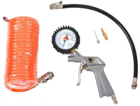 Hadice s pistolí a manometrem ke kompresoru HECHT 002024