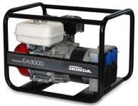 Jednofázová elektrocentrála HONDA EA 3000