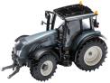 Model traktoru VALTRA T163 - šedý