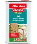 Olej na napouštění zahradního nábytku 1 l TEXIM Carlson