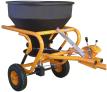 Tažené rozmetadlo k zahradnímu traktoru SECO