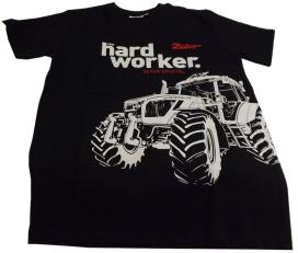 Tričko ZETOR Hardworker - vel. S