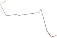 Trubka brzdová levá zadní (URI) 6911-2604