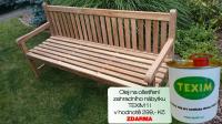 Zahradní lavice TEXIM Roma 180 cm
