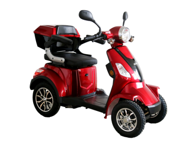 Elektrické vozíky a skútry